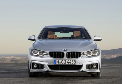 BMW 430i Gran Coupe (seit 2016) Front