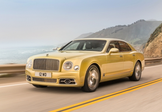 Bentley Mulsanne Limousine