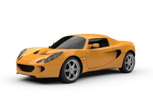 Lotus Lotus Elise (2007-2010) Front + links