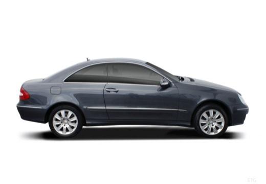 Mercedes-Benz CLK Coupe 500 7G-TRONIC (2006-2009) Seite rechts