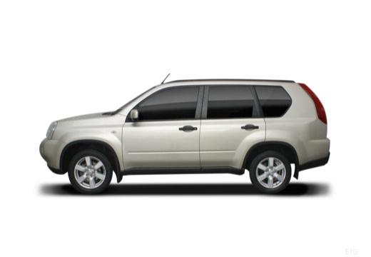 Nissan X-Trail 2.0 dci 4x4 DPF (2007-2009) Seite links