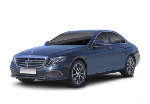 Mercedes-Benz E 200 (seit 2016) Front + links