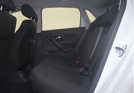 VW Polo 1.0 (2016-2017) Innenraum