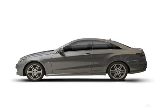 Mercedes-Benz E 200 Coupe 7G-TRONIC (2015-2015) Seite links