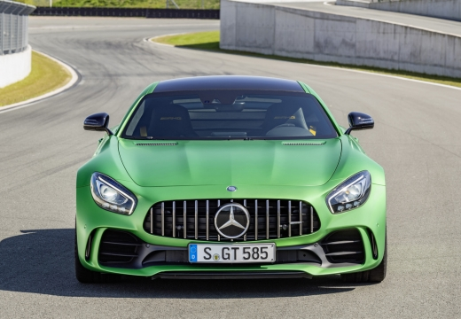 Mercedes-Benz AMG GT R Coupe AMG Speedshift 7G-DCT (2016-2016) Front