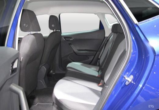 Bildergalerie seat ibiza for Seat ibiza innenraum
