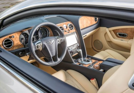 Bentley Continental GT Speed Convertible (2016-2016) Innenraum