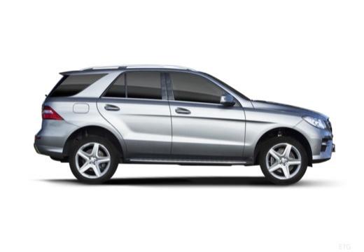 Mercedes-Benz ML 500 4MATIC BlueEFFICIENCY 7G-TRONIC (2012-2015) Seite rechts