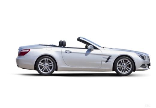 Mercedes-Benz SL Cabrio