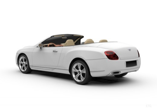 Bentley Continental GTC Speed (2009-2011) Heck + links