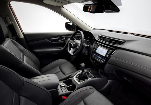 Nissan X-Trail 1.6 DIG-T (seit 2017) Innenraum