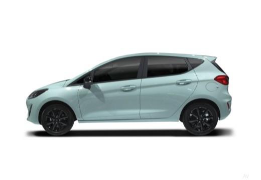 Ford Fiesta 1.5 TDCi (seit 2017) Seite links