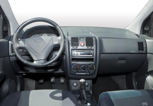 Hyundai Getz 1.5 CRDi VGT (2005-2009) Armaturenbrett