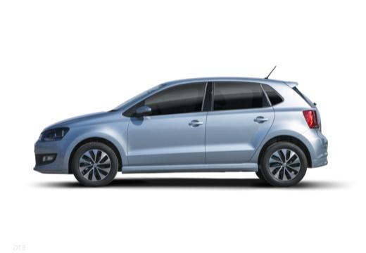 VW Polo 1.4 TSI ACT (2014-2017) Seite links