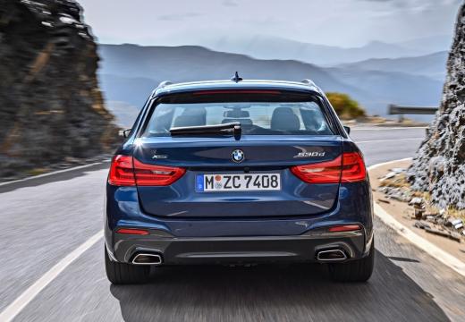 BMW 530i Touring Aut. (seit 2017) Heck