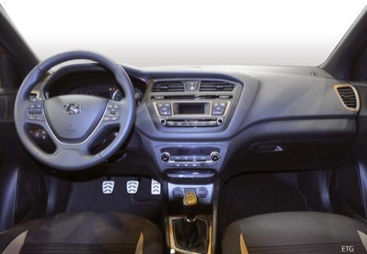 Hyundai i20 1.4 CRDi (seit 2014) Armaturenbrett