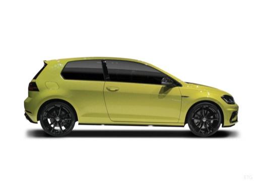VW Golf 1.0 TSI BlueMotion Technology (seit 2017) Seite rechts