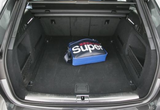 Audi A4 Avant 2.0 TFSI quattro (seit 2017) Laderaum