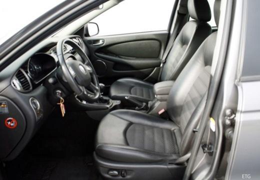 Jaguar X-Type 2.2 Diesel (2008-2009) Innenraum