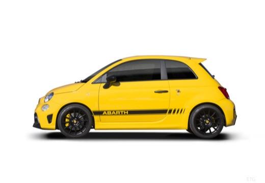Fiat 595 (2016-2016) Seite links