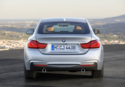 BMW 430i Gran Coupe (seit 2016) Heck
