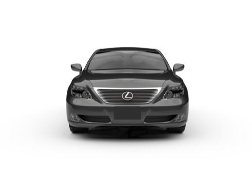 Lexus LS 460 AWD (2010-2012) Front