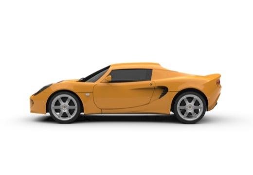 Lotus Lotus Elise (2007-2010) Seite links