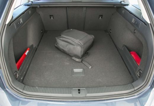VW Passat Variant 1.4 TSI ACT BlueMotion Techn. 4Mot. (2015-2016) Laderaum