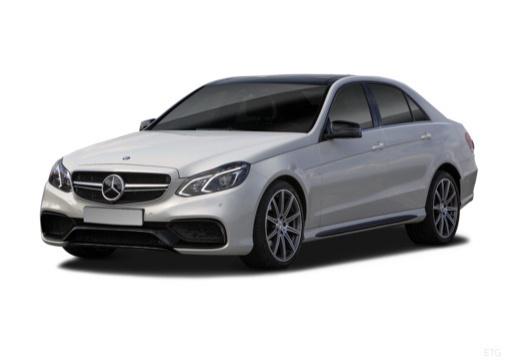 Mercedes-Benz E 43 AMG 4Matic 9G-TRONIC (2016-2016) Front + links