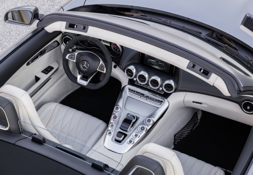 Mercedes-Benz AMG GT C Roadster AMG Speedshift 7G-DCT (2016-2016) Innenraum