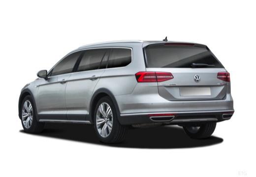 VW Passat Alltrack 2.0 TSI BlueM. Techn. 4Motion DSG (2015-2015) Heck + links