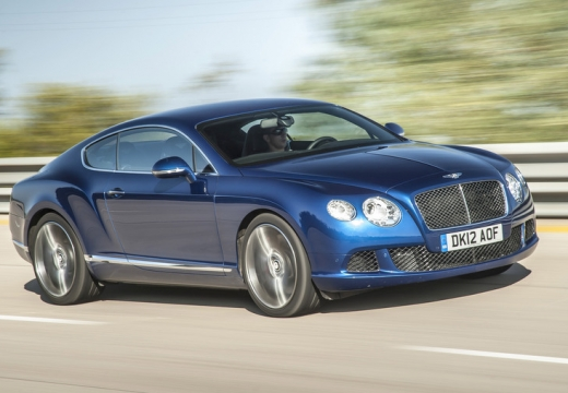 Bentley Continental GT Speed Convertible (2016-2016) Front + rechts