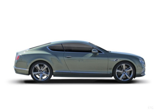 Bentley Continental GT Speed Convertible (2016-2016) Seite rechts