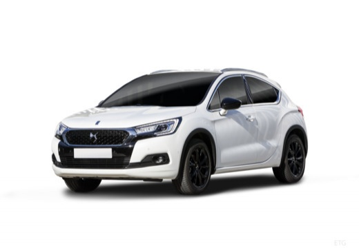 Citroen DS4 BlueHDi 180 S&S EAT6 (seit 2015) Front + links