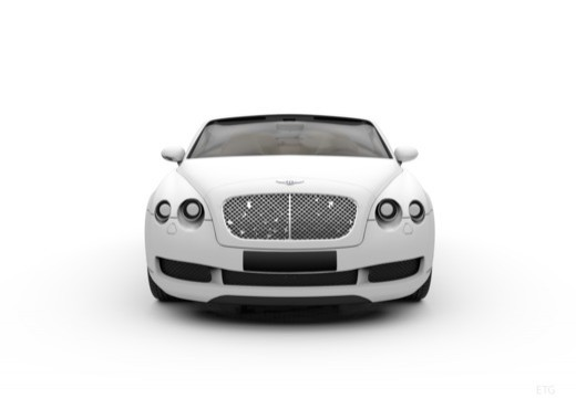Bentley Continental GTC Speed (2009-2011) Front