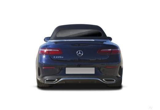 Mercedes-Benz E 300 Cabrio 9G-TRONIC (seit 2017) Heck