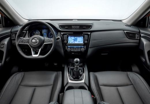 Nissan X-Trail 1.6 DIG-T (seit 2017) Armaturenbrett