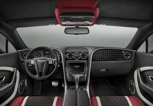 Bentley Continental Supersports (2017-2017) Armaturenbrett