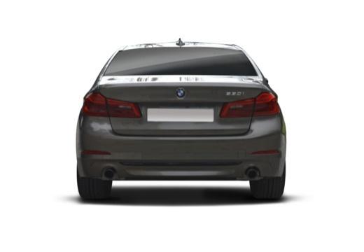 BMW 530i Aut. (seit 2016) Heck
