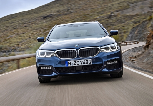 BMW 520d Touring Seit 2017 Front