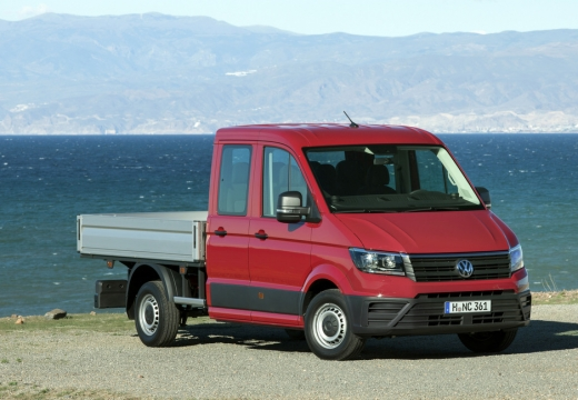 VW Crafter 35 TDI (2016-2016) Front + rechts