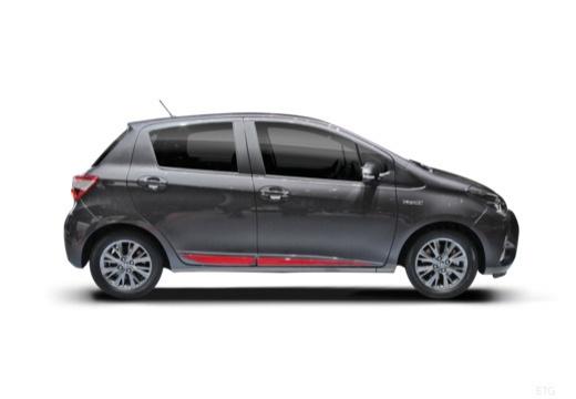 Toyota Yaris Hybrid 1.5 VVT-i (seit 2017) Seite rechts