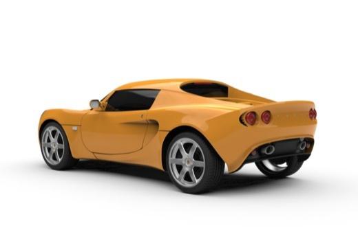 Lotus Lotus Elise (2007-2010) Heck + links