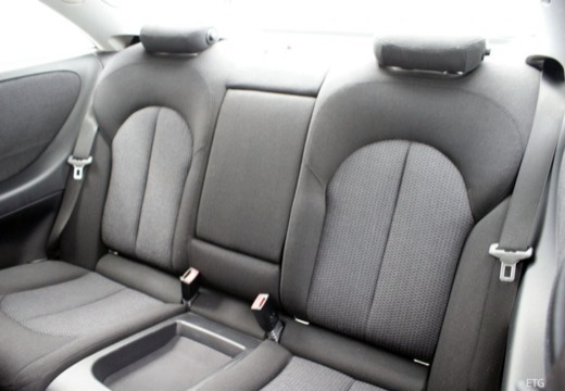 Mercedes-Benz CLK Coupe 200 Kompressor Automatik (2006-2009) Innenraum