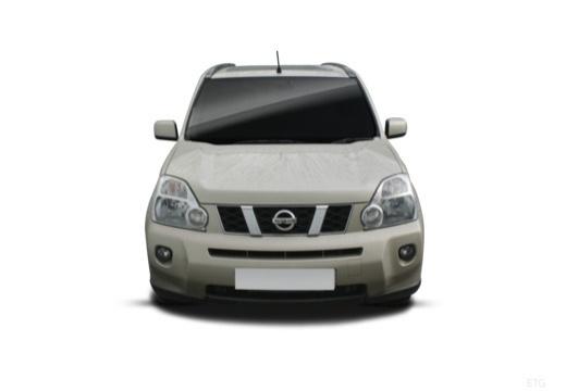 Nissan X-Trail 2.0 dci 4x4 DPF (2007-2009) Front