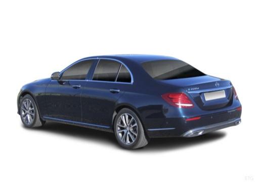 Mercedes-Benz E 200 (seit 2016) Heck + links