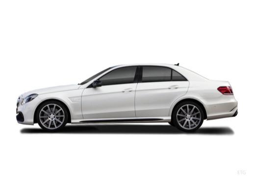 Mercedes-Benz AMG E 63 4Matic AMG Speedshift 9G-MCT (2017-2017) Seite links