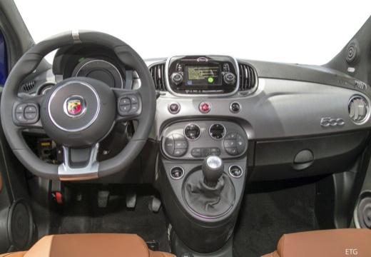 Fiat 595 C Aut. (2016-2016) Armaturenbrett