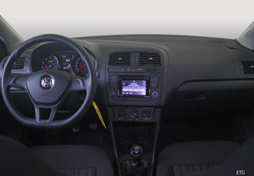 VW Polo 1.0 (2016-2017) Armaturenbrett