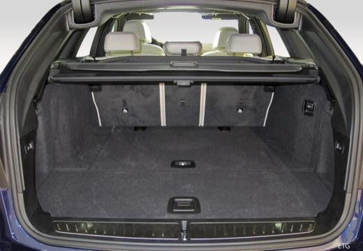 BMW 520d Touring Aut. (seit 2017) Laderaum